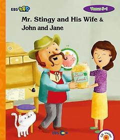 "<font title=""[EBS 초등영어] EBS 초목달 Mr. Stingy and His Wife & John and Jane - Venus 5-1"">[EBS 초등영어] EBS 초목달 Mr. Stingy and...</font>"