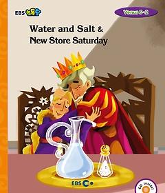 "<font title=""[EBS 초등영어] EBS 초목달 Water and Salt & New Store Saturday - Venus 5-2"">[EBS 초등영어] EBS 초목달 Water and Salt...</font>"