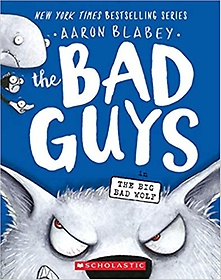 """<font title=""""The Bad Guys #9 : The Bad Guys in the Big Bad Wolf (Paperback)"""">The Bad Guys #9 : The Bad Guys in the Bi...</font>"""