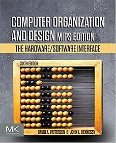 """<font title=""""Computer Organization and Design MIPS Edition  (Paperback/ 6th Ed.)"""">Computer Organization and Design MIPS Ed...</font>"""