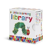 """<font title=""""ERIC CARLE Little Learning Library Box Set (Hardcover:4/영국판)"""">ERIC CARLE Little Learning Library Box S...</font>"""