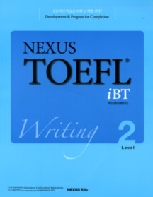 NEXUS TOEFL iBT Writing Level 2