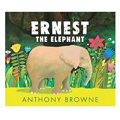 Ernest the Elephant (Hardcover)
