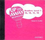 "<font title=""Up and Away in English 1 Reader - 1A,1B,1C,1D (Audio CD/ 교재별매)"">Up and Away in English 1 Reader - 1A,1B,...</font>"