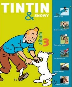 """<font title=""""Tintin and Snowy Album: v. 3 (Hardcover)  """">Tintin and Snowy Album: v. 3 (Hardcover)...</font>"""