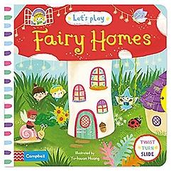 Fairy Homes (Hardcover / Board Book)