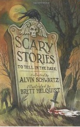 """<font title=""""Scary Stories to Tell in the Dark (Paperback / Reprint Edition)"""">Scary Stories to Tell in the Dark (Paper...</font>"""