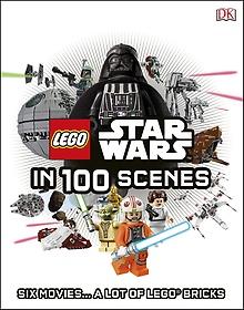 LEGO Star Wars in 100 Scenes (Hardcover)