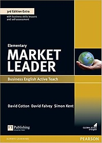 "<font title=""Market Leader 3rd Edition Extra Elementary Active Teach CD-ROM (Teacher"
