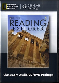 "<font title=""Reading Explorer 5: Classroom Audio CD / DVD Package (Audio CD/ 2nd Ed.)"">Reading Explorer 5: Classroom Audio CD /...</font>"