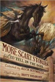 """<font title=""""More Scary Stories to Tell in the Dark (Paperback)"""">More Scary Stories to Tell in the Dark (...</font>"""