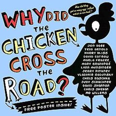 """<font title=""""Why Did The Chicken Cross The Road? (Hardcover)"""">Why Did The Chicken Cross The Road? (Har...</font>"""