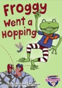 """<font title=""""Froggy Went a Hopping - Spirals (Hardcover)"""">Froggy Went a Hopping - Spirals (Hardcov...</font>"""