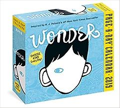 Wonder 2019 Calendar