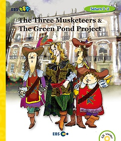 "<font title=""[EBS 초등영어] EBS 초목달 The Three Musketeers & The Green Pond Project - Saturn 3-2"">[EBS 초등영어] EBS 초목달 The Three Musk...</font>"