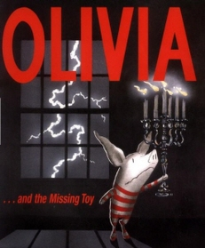 Olivia and the Missing Toy (Hardcover)