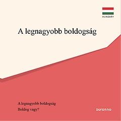 최고의 행복 - 헝가리어 전도지