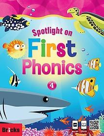 SPOTLIGHT ON FIRST PHONICS 4 세트
