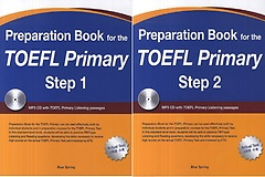 "<font title=""Preparation Book for the TOEFL Primary Step 1+2 패키지"">Preparation Book for the TOEFL Primary S...</font>"