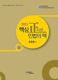 2021 핵심 정지문 민법의 맥