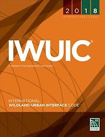 "<font title=""International Wildland-urban Interface Code 2018 (Paperback)"">International Wildland-urban Interface C...</font>"