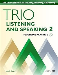 """<font title=""""Trio Listening and Speaking 2 Studentbook with Online Practice (Paperback)"""">Trio Listening and Speaking 2 Studentboo...</font>"""