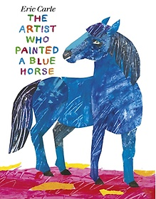 """<font title=""""The Artist Who Painted a Blue Horse (Paperback)"""">The Artist Who Painted a Blue Horse (Pap...</font>"""