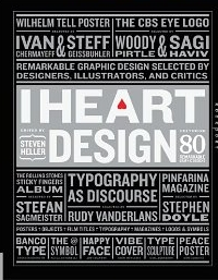 "<font title=""I Heart Design: Remarkable Graphic Design Selected by Designers, Illustrators, and Critics (Hardcover)"">I Heart Design: Remarkable Graphic Desig...</font>"