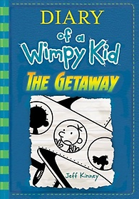 "<font title=""Diary of a Wimpy Kid #12: The Getaway (Hardcover)"">Diary of a Wimpy Kid #12: The Getaway (H...</font>"