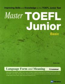 "<font title=""Master TOEFL Junior Basic 1 - Language Form and Meaning Grammar"">Master TOEFL Junior Basic 1 - Language F...</font>"