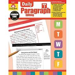 "<font title=""Daily Paragraph Editing, Grade 7 (Paperback/ Teacher"