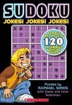 Sudoku Jokes! Jokes! Jokes! (Paperback)