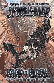 피터 파커 스파이더맨 : 백 인 블랙