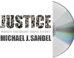 Justice (Audio CD / 도서별매)