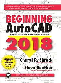 "<font title=""Beginning Autocad 2018 Exercise Workbook (Paperback / Workbook)"">Beginning Autocad 2018 Exercise Workbook...</font>"