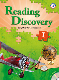 "<font title=""Reading Discovery 1 : Studentbook (Paperback +MP3 CD)"">Reading Discovery 1 : Studentbook (Paper...</font>"