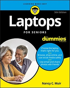 "<font title=""Laptops for Seniors for Dummies (Paperback / 5th Ed.)"">Laptops for Seniors for Dummies (Paperba...</font>"