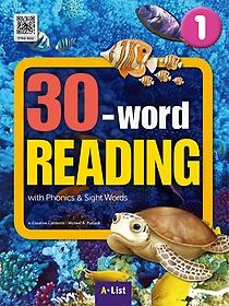 30-word READING 1 SB (WB + MP3 CD)