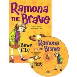 "<font title=""Ramona The Brave (Paperback, Book + CD:2)"">Ramona The Brave (Paperback, Book + CD:2...</font>"