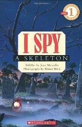 """<font title=""""I Spy A Skeleton : Scholastic Reader, Level 1  (Paperback)"""">I Spy A Skeleton : Scholastic Reader, Le...</font>"""