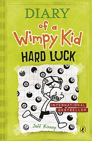 "<font title=""Diary of a Wimpy Kid #8 : Hard Luck (Hardcover/   영국판)"">Diary of a Wimpy Kid #8 : Hard Luck (Har...</font>"