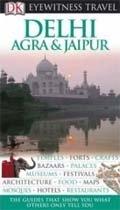 Delhi, Agra and Jaipur (Paperback/영국판)