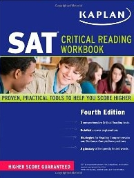 "<font title=""Kaplan SAT Critical Reading Workbook (Paperback/ 4th Ed.)"">Kaplan SAT Critical Reading Workbook (Pa...</font>"