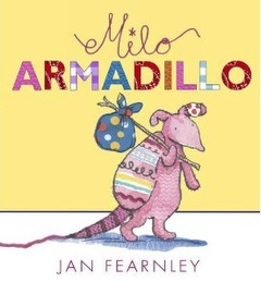 Milo Armadillo (Hardcover)