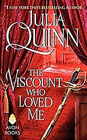 "<font title=""The Viscount Who Loved Me (Paperback / Reprint Edition)"">The Viscount Who Loved Me (Paperback / R...</font>"