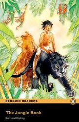"<font title=""The Jungle Book : Penguin Readers, Level 2 (Paperback+CD)"">The Jungle Book : Penguin Readers, Level...</font>"
