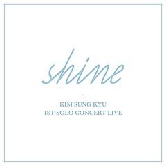 김성규 - Shine [1ST SOLO CONCERT LIVE] [2CD]