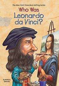 Who Was Leonardo Da VINCI (Paperback)
