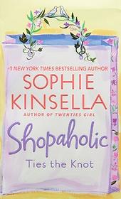 "<font title=""Shopaholic Ties the Knot (Mass Market Paperback)"">Shopaholic Ties the Knot (Mass Market Pa...</font>"