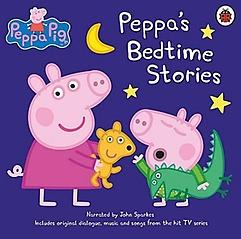 Peppa Pig: Bedtime Stories (CD-Audio)